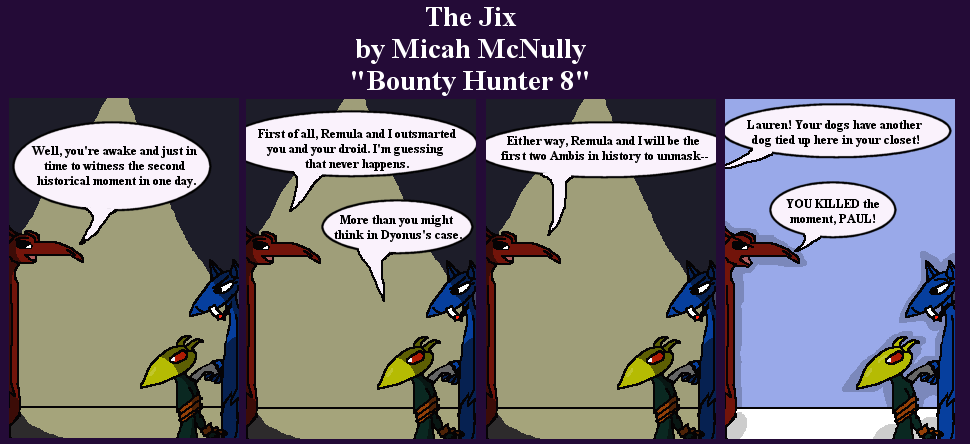 69. Bounty Hunter 8