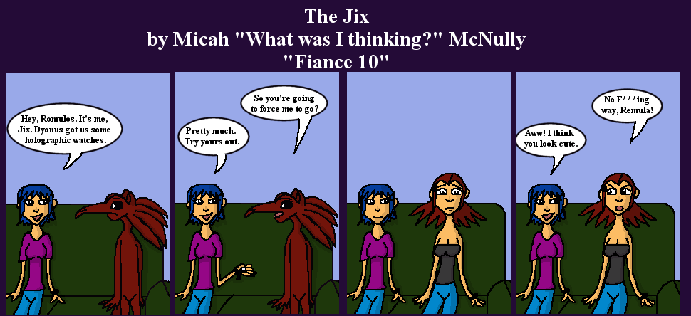 95. Fiance 10