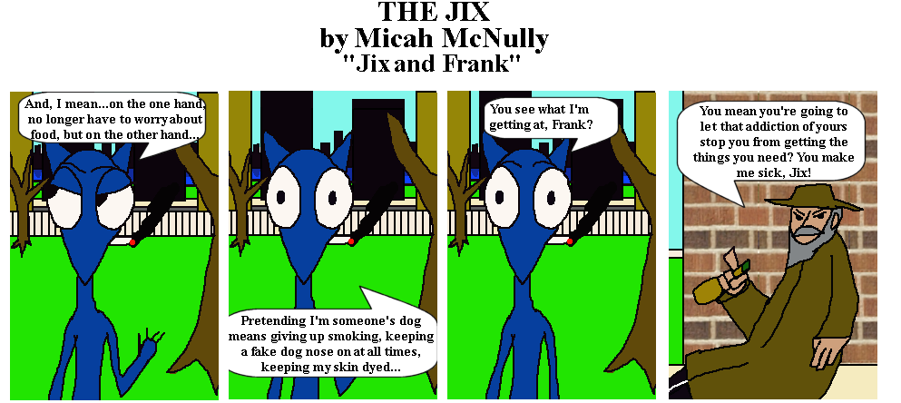 2. Jix and Frank