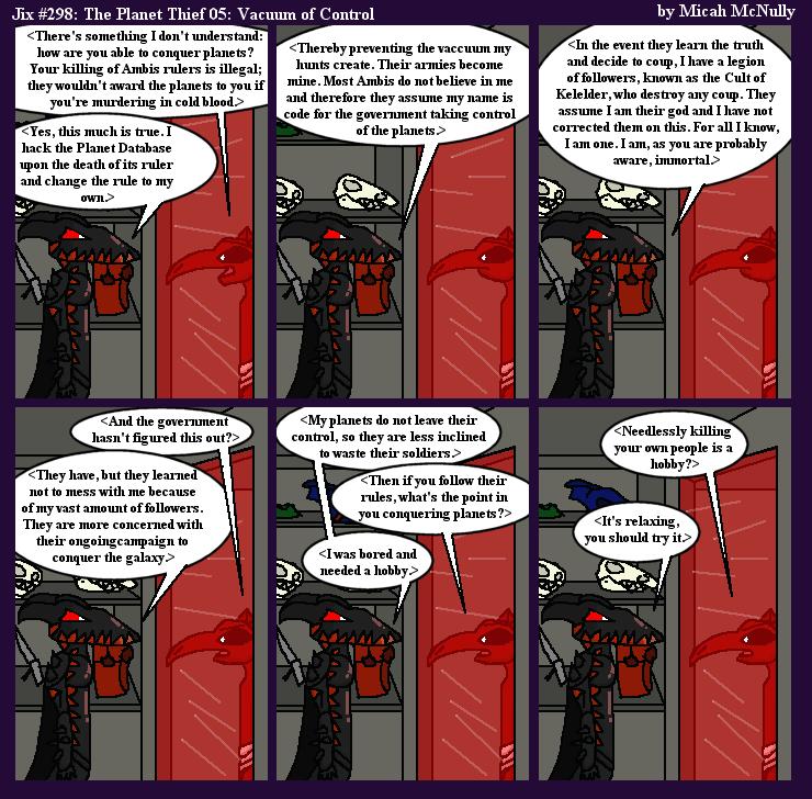 298. Planet Thief 05: Vacuum of Control