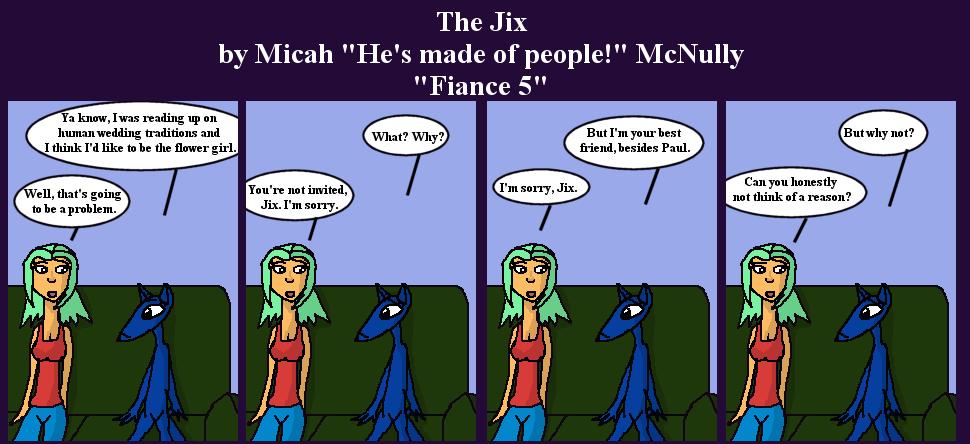 90. Fiance 5
