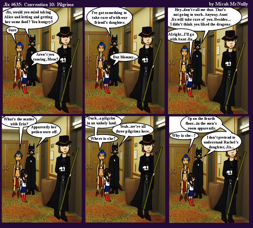 635. Convention 10: Pilgrims