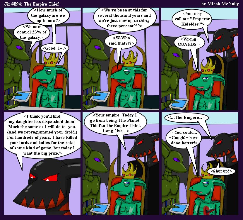 894. Empire 12: Empire Thief